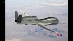 伊朗聲稱擊落一架美國無人機