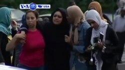 Manchetes Americanas 19 Junho 2017: Muçulmana encontrada morta em Virgínia