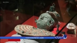 دریچه ای به تمدن مایا، قومی باستانی در مکزیک در یک نمایشگاه جدید