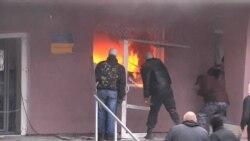 Crisis sigue en Ucrania