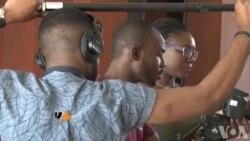 De jeunes cineastes africains à Hollywood