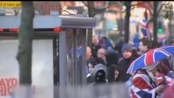 2013-01-13 美國之音視頻新聞: 北愛首府爆發新一輪衝突多名警察受傷