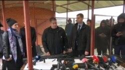 Україна і Сполучені Штати розпочали спільне виробництво стрілецької зброї. Відео
