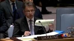 2014-11-13 美國之音視頻新聞: 奧巴馬呼籲俄羅斯尊重烏克蘭停火