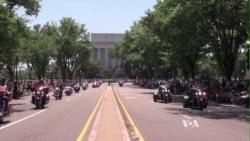 Rolling Thunder Run Reveals Changed Attitudes Towards Vietnam War