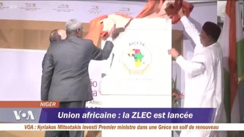 Union africaine : la ZLEC est lancée