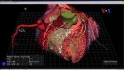 Công nghệ hình ảnh 3-D đang định hình y học hiện đại