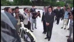 한국 정부, 버마 아웅산서 순국 추모비 제막