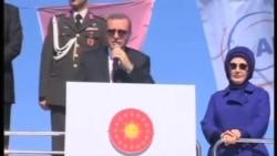 رجب طیب اردوغان :شهر کوبانی در سوریه در آستانه سقوط است