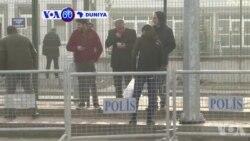 VOA60 Duniya: A Turkiyya Magoya Bayan Jam'iyyar HDP Sun Taru A Kofar Wani Kurkuku