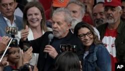 Antigo Prsidente Lula da Silva (Foto de Arquivo)