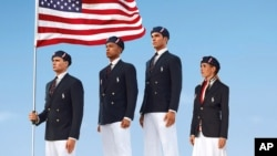 """Američki olimpijsci u odeći kompanije """"Ralf Loren"""""""