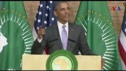 Obama parle du programme YALI
