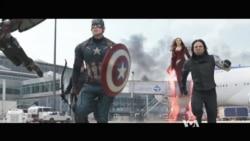 Civil War Superheroes Battle Bureaucracy, Each Other in 'Captain America'