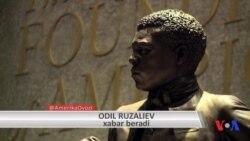 Vashingtonda Afro-amerikaliklar tarixi va madaniyati muzeyi ochilmoqda