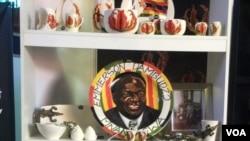 Umbukiso weZITF walonyaka ulezithombe ezinengi zikaMongameli Emmerson Mnangagwa ...