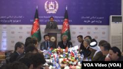 پنجمین نشست گروه تخنيکى تدوير اعتمادسازى مبارزه با تروريزم، کشورهای قلب آسیا امروز در کابل برگزار شد .
