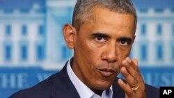 آقای اوباما به حمایت امریکا از افغانستان تاکید کرد