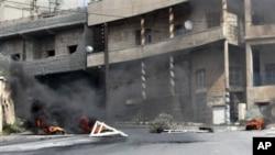 افزایش تلفات در سوریه