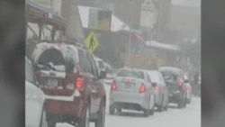US South Gets Unexpected Snow