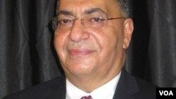 Demokratik İslahatlar Partiyasının sədri Asim Mollazadə