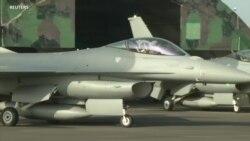 美对台军售F16战机 专家:政治意义大于军事意义