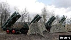 Фото: установки С-400 біля Калінінграда, Росія