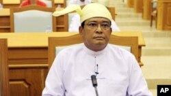 Phó Tổng thống mới của Miến Ðiện Nyan Tun