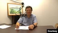 位于台北的中华经济研究院第一研究所副研究员吴明泽