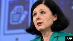 Komisaris Kehakiman Uni Eropa, Vera Jourova