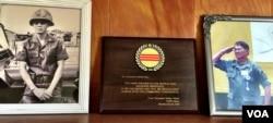 Một số hình ảnh chụp tại tư gia Tướng Lê Minh Đảo.