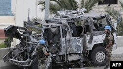 Итальянский миротворец погиб в результате взрыва в Ливане