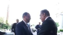 د اسلام آباد په غونډې کې د افغانستان د بهرنیو چارو وزیر گډون