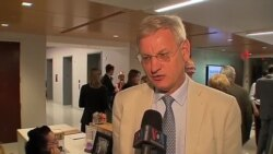 Карл Бильдт: «Россия должна понять - мы никогда не признаем аннексии Крыма»