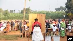 Upigaji kura ukiendelea Burundi