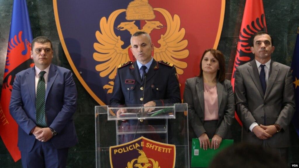 Tiranë: 27 arrestime nga 4 grupe kriminale të drogës në fundjavë