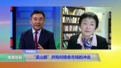 """时事看台(周宇):""""孟山都""""并购对粮食市场的冲击"""