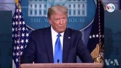 Kè Sote Apre Prezidan Trump Deklare Pouvwa a Kapap pa Transmèt Pasifikman