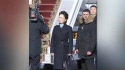 中国第一夫人展现魅力引发关注