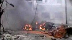 Syria fighting Jan 13, 2012