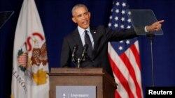 Cựu tổng thống Barack Obama sẽ vận động cho Đảng Dân chủ trong suốt mùa thu