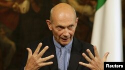 El elegido en febrero reemplazará a Pascal Lamy (foto).