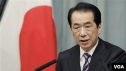 Perdana Menteri Naoto Kan bersedia turun setelah menyelesaikan tanggung jawabnya.