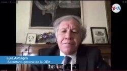 Secretario general de la OEA Luis Almagro sobre Nicaragua