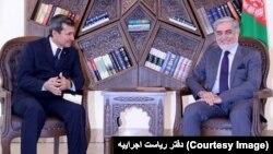 وزیر خارجۀ ترکمنستان برای برنامه ریزی سفر رئیس جمهور آن کشور به افغانستان، وارد کابل شده است