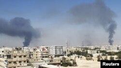 Sukobi u Damasku sve intenzivniji