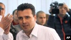 """Зоран Заев: """"Вистината за Македонија покажува дека нема сектор, дел, каде не влегол Груевски""""."""