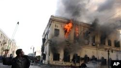 Αίγυπτος: Συγκρούσεις ακτιβιστών-δυνάμεων ασφάλειας για τρίτη μέρα