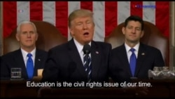 Highlights of President Trump's Address to Congress