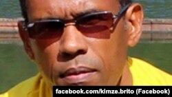 Kimzé Brito, jornalista cabo-verdiano